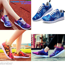 New Womens Running Casual Sports Athletic Shoes Couple Trainers Sneakers Size