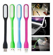 Xiaomi Mini USB LED Shining Light Bendable Lamp For Notebook Laptop Power Bank