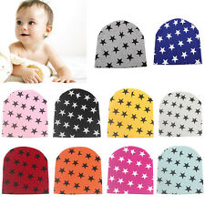 Casual Toddler Kid Girl Boy Baby Infant Winter Warm Crochet Knit Hat Beanie Cap