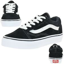 VANS Old Skool Classic Trainers Sneakers Children's Winter Shoes Kids padded