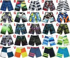 QUIKSILVER Mens Swim Trunks Quick Dry Surf Pants Board Shorts Beach Shorts BNWT