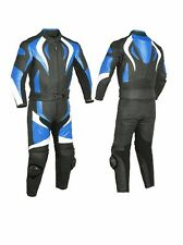 STYLO RACER MOTORCYCLE LEATHER SUIT MEN LEATHER SUIT MOTORBIKE BIKER JACKET PANT