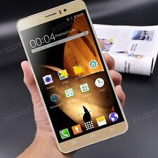 "6.0"" Quad Core Unlocked Smartphone 2SIM 3G WIFI GPS Android 5.1 Cell Phone XGODY"