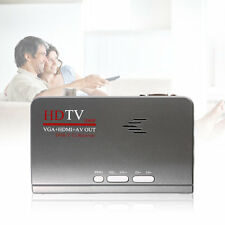 HD 1080P With VGA/ Without VGA Version DVB-T2 TV Box Receiver Remote Control DP