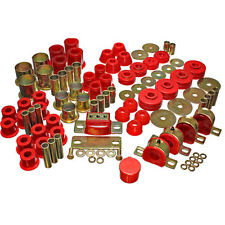 Energy Suspension 3-18109R Hyper-Flex Bushing Set 1973-80 Fullsize 1500 2WD