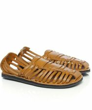 Oliver Sweeney Men's Sandals -Tan Leather 'Chatelet' Sandals/ BNWT