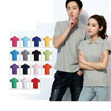 Siold Men's Slim Fit Polo Shirt Cotton Short Sleeve T-Shirts Casual Shirts Top
