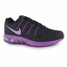 Nike Air Max Dynasty Training Shoes Womens Black/Lilac Fitness Trainers Sneakers
