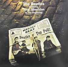 BEATLES AND TONY SHERIDAN-IN THE BEGINNING-VINYL LP WAX CATHEDRAL NEW