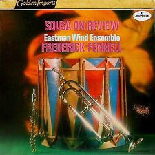 Mercury Golden Imports: Sousa Review, Fennell/Eastman LP, SRI 75064