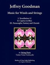 Music for Winds and Strings: III. String Parts - Violin/Viola/Violincello by Jef