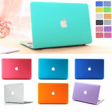 Hard Rubberized Case Keyboard Cover for Mac Macbook Air 11 Pro 13 15 inch Retina