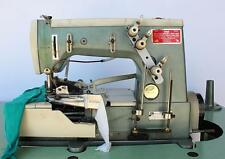 "RIMOLDI 261 Coverstitch 2-Needle 1/4""  3-Thread Binder Industrial Sewing Machine"