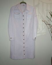 "1960's R&K Knit ""For the Girl Who Knows Clothes""-SHIRT DRESS-XL 14-16"