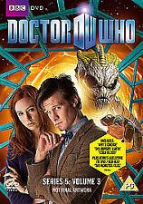 Doctor Who  - Series 5, Volume 3  DVD Matt Smith, Karen Gillan // MINT