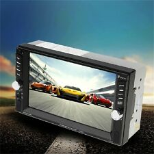 New 7In Screen Car GPS Navigation Bluetooth 800*480 DVD Player For Vehicle lot D