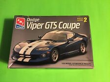 DODGE VIPER GTS COUPE MODEL KIT AMT 1/25 SCALE GREAT KIT LOOK