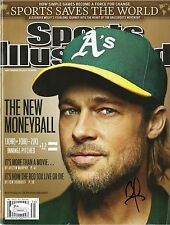 BRAD PITT MONEYBALL Poster 01 [Various Sizes] - Sports Illustrated Cover
