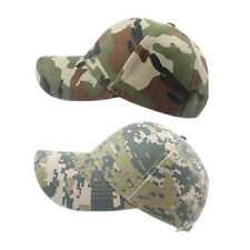 New Adjustable Military Hunting Fishing Hat Army Baseball Outdoor Cap IJ