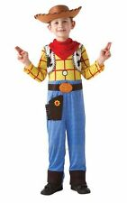SALE! Kids Licensed Disney Toy Story Woody Boys Fancy Dress Costume Party Outfit