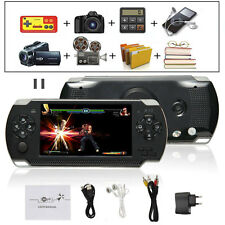 US 4.3 inch 32bit Portable Handheld Video Game Console PSP PXP MP4 MP5 Player