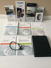 2012 VW JETTA OWNERS MANUAL BOOK SET WITH NAVIGATION BOOK & MDI ADAPTER CABLE