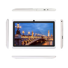 7'' Google Android 4.2 HD Tablet Laptop Wifi 4GB Dual Core Dual Camera KID GIFT