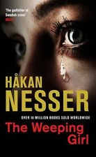 The Weeping Girl: Van Veeteren Mysteries Book 8 by Hakan Nesser-PB-F032-NEW