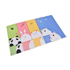 Animals Letter set Writing Stationary paper & Envelope for Postcard &Letter Pop