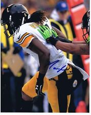 MARKUS WHEATON SIGNED AUTOGRAPHED 8x10 - Pittsburgh Steelers - Oregon State