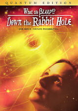 What the Bleep!? Down the Rabbit Hole (DVD, 2006, 3-Disc Set) NEW/SEALED