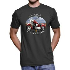 Indian Chief Classic Easy Rider Men`s Dark T-Shirt