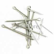 "Stainless Steel Split Cotter Pins Din 94 in Size 2.5mm (3/32"")"