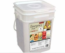 2 Buckets Of Wise Company Emergency Food Variety Pack, Outdoor Camping Food New