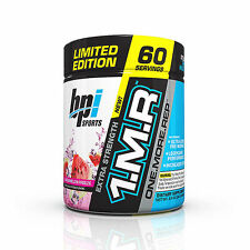 BPI Sports 1.M.R 1MR Extra Strength Pre Workout Energy Limited Edition 60 serv