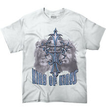 King of Kings Lion Christian T Shirts Jesus Christ Gift Ideas T-Shirt Tee
