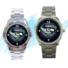 NEW Wrist Watch Sport Analogue Unisex Seahawk Seattle