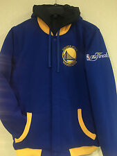 Golden State Warriors 4 Time ChampionShip Reversible Fleece Hoodie by JH Design