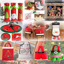 Christmas Wedding Ornaments Decoration Child Candy Gift Bag Party Fyll Supplies
