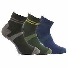 REGATTA MENS LIFESTYLE 3 PACK EVERYDAY SOCKS
