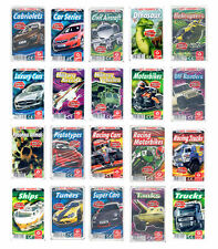 NEW ACE TRUMPS - Huge24 Pack Range To Choose From (Card/Game/Toy/Gift/Travel)