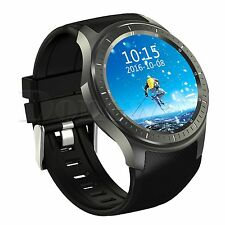 DM368 Android 5.1 8GB BT Google Voice GPS SIM Camera Heart Rate WIFI Smart Watch