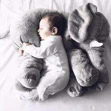 Baby Soft Plush large Elephant Sleep Pillow Cushiont Suffed Animal kids Toy Doll