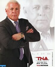 Ric Flair TNA Wrestling Promo WWE WWF picture photo 1