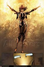 Marvel Invincible Iron Man No.516: Firebrand Poster