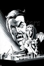 Marvel Strokers Dracula No.2 Cover: Dracula Poster