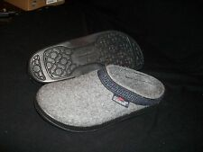 Stegmann Men's Wool Clog Poly Sole / M108P Grey mislabeled