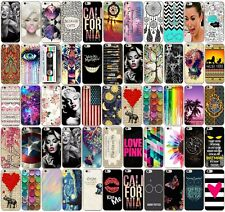 Ultra Thin Cartoon Soft TPU Crystal Clear Case Cover Skin for iPhone 5 6 7/7Plus