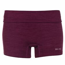 USA Pro Womens Ladies Hot Yoga Shorts Pants Bottoms Training Sports Clothing