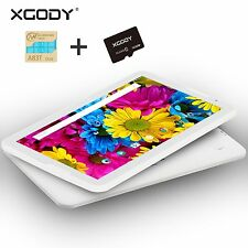 XGODY 10 inch Android 6.0 Tablet PC Octa Core 32GB Bluetooth WiFi HD IPS 10.6''